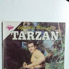 Tebeos: TARZÁN N° 137 - FOTO GORDON SCOTT - ORIGINAL EDITORIAL NOVARO. Lote 136173002