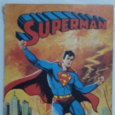 Tebeos: COMIC / SUPERMAN LIBRO COMIC / TOMO XXIII DE NOVARO 1976. Lote 136230574