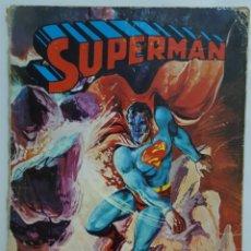 Tebeos: COMIC / SUPERMAN / LIBRO COMIC TOMO XV DE NOVARO / 1975. Lote 136313842