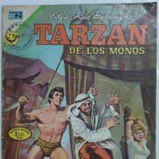 Tebeos: COMIC / TARZAN DE LOS MONOS Nº 313 DE NOVARO 1972. Lote 136314274