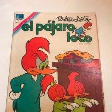 Tebeos: EL PAJARO LOCO Nº 367. NOVARO. Lote 136704038