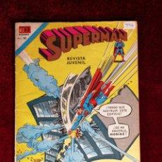 Tebeos: SUPERMAN NOVARO MEXICO 996 MUY DIFICIL 1975. Lote 136774378