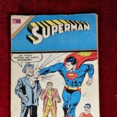 Tebeos: SUPERMAN NOVARO MEXICO 946 MUY DIFICIL 1974. Lote 136802390
