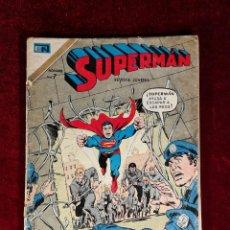 Tebeos: SUPERMAN NOVARO MEXICO 929 MUY DIFICIL 1973 . Lote 136813570