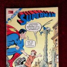 Tebeos: SUPERMAN NOVARO MEXICO 921 MUY DIFICIL 1973. Lote 136817554