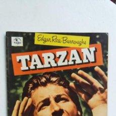 Tebeos: TARZÁN N° 8 (EXCELENTE) - FOTO LEX BARKER - ORIGINAL EDITORIAL EMSA - NOVARO. Lote 137111622