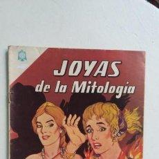 Tebeos: JOYAS DE LA MITOLOGÍA N° 22 - ORIGINAL EDITORIAL NOVARO. Lote 137162342