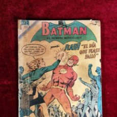 Livros de Banda Desenhada: BATMAN EL HOMBRE MURCIELAGO NOVARO MEXICO 557 MUY DIFICIL 1970 FLASHH. Lote 137222082