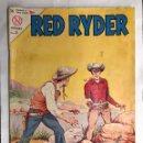 Tebeos: RED RYDER. NO.110, EDITORIAL NOVARO. (DICIEMBRE DE 1963). Lote 137255549