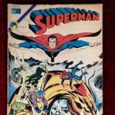 Tebeos: SUPERMAN NOVARO MEXICO 905 MUY DIFICIL 1973. Lote 137271554