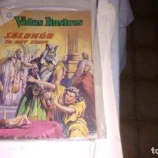 Tebeos: VIDAS ILUSTRES - NUMERO - 127 -. Lote 137556822