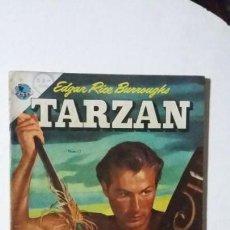 Tebeos: TARZÁN N° 17 (1953) MUY BUENO - FOTO LEX BARKER - ORIGINAL EDITORIAL NOVARO. Lote 137590338