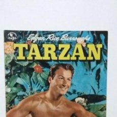 Tebeos: TARZÁN N° 14 (1953) MUY BUENO - FOTO LEX BARKER - ORIGINAL EDITORIAL NOVARO. Lote 137592322