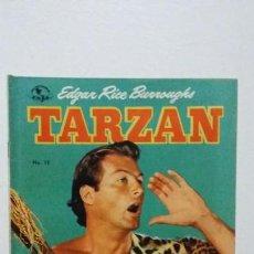 Tebeos: TARZÁN N° 12 (1952) MUY BUENO - FOTO LEX BARKER - ORIGINAL EDITORIAL NOVARO. Lote 137593310