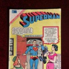 Tebeos: SUPERMAN NOVARO MEXICO 587 MUY DIFICIL 1967. Lote 137603474