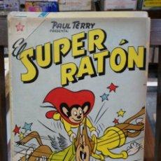 Tebeos: EL SUPER RATÓN - AÑO V, Nº 57 - NOVARO . Lote 137613598