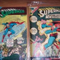 Tebeos: SUPERMAN N.3-74 Y 914 NOVARO OFERTA. Lote 137690326