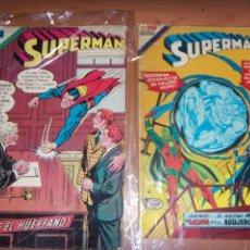 Tebeos: SUPERMAN N.839 Y 101 NOVARO//DC OFERTA LOTE. Lote 137691478