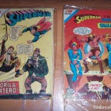 Tebeos: SUPERMAN N.762 Y 97 NOVARO DC OFERTA . Lote 137692286
