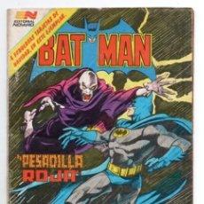 Tebeos: BATMAN # 2-1237 NOVARO 1984 AGUILA PESADILLA ROJA COLAN CONWAY ZUÑIGA 4 TARJETAS NAVIDAD EXCELENTE. Lote 137866446