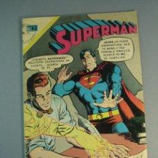 Tebeos: SUPERMAN (1952, ER / NOVARO) 845 · 22-V-1972 · SUPERMÁN. Lote 137885802