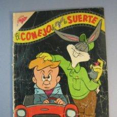 Tebeos: BUGS BUNNY (1950, SEA / NOVARO) -EL CONEJO DE LA SUERTE- 85 · 28-X-2018 · EL CONEJO DE LA SUERTE. Lote 137889986
