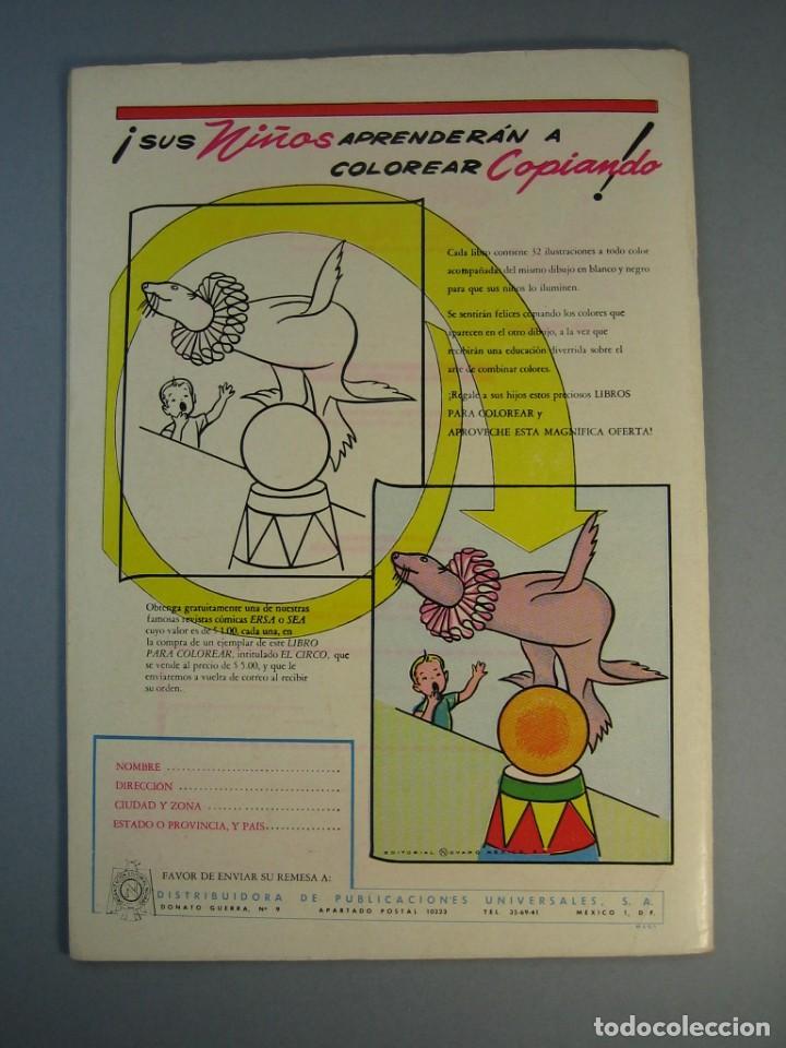 Tebeos: BUGS BUNNY (1950, SEA / NOVARO) -EL CONEJO DE LA SUERTE- 181 · 28-X-2018 · El CONEJO de la SUERTE - Foto 2 - 137892410
