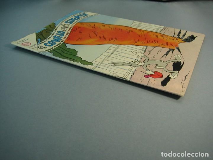 Tebeos: BUGS BUNNY (1950, SEA / NOVARO) -EL CONEJO DE LA SUERTE- 187 · 28-X-2018 · El CONEJO de la SUERTE - Foto 3 - 137893302