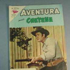Tebeos: AVENTURA (1954, SEA / NOVARO) 303 · 1954 · AVENTURA. Lote 137908242