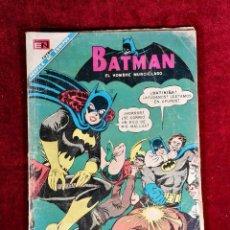Livros de Banda Desenhada: BATMAN NOVARO MEXICO 447 MUY DIFICIL 1968 BATINIÑA. Lote 137970210