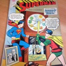 Tebeos: SUPERMAN NUMERO EXTRAORDINARIO 1 JULIO 1959 EDITORIAL NOVARO . Lote 138168618
