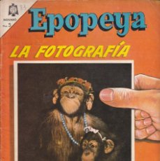 Tebeos: COMIC COLECCION EPOPEYA Nº 83. Lote 138525366