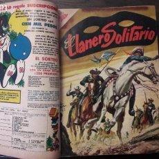 Tebeos: TOMO CON 16 COMICS (LLANERO SOLITARIO, ROY ROGERS, RED RYDER,ETC..) 1956 Y 1957. Lote 138848514