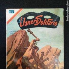 Tebeos: EL LLANERO SOLITARIO NOVARO, N°393, SERIE AGUILA. Lote 155376760