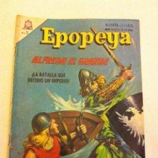 Tebeos: ALFREDO EL GRANDE (1965)- MUY BIEN CONSERVADO. Lote 139090534