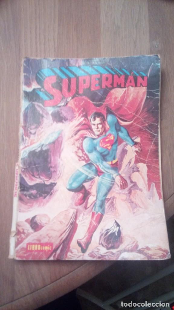 COMIC SUPERMAN EDITORIAL NOVARO TOMO XV (Tebeos y Comics - Novaro - Superman)