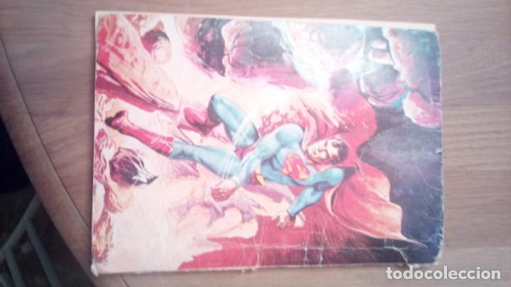 Tebeos: comic superman editorial novaro tomo XV - Foto 2 - 139095110