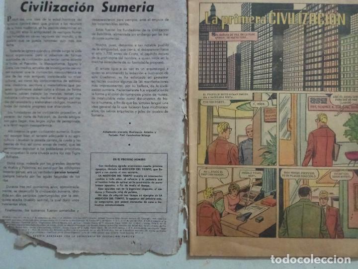 Tebeos: LA PRIMERA CIVILIZACION - Foto 2 - 139154050