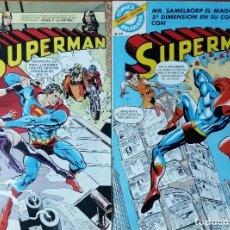 Tebeos: SUPERMAN. Lote 129665379