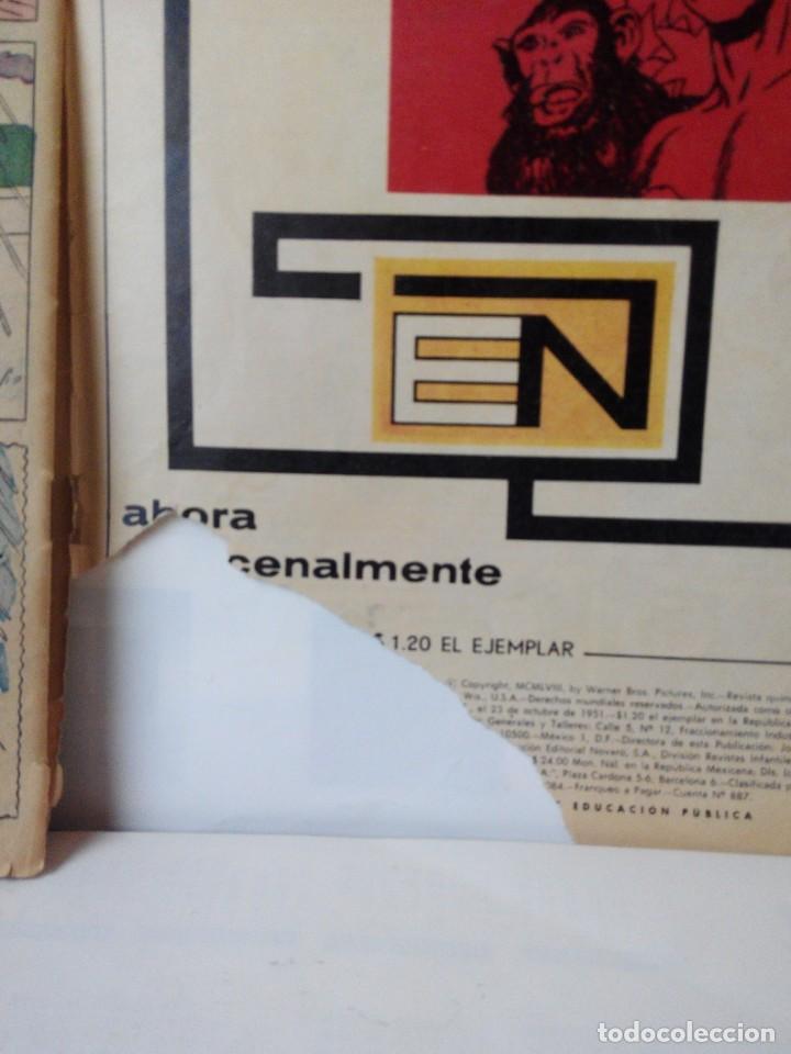 Tebeos: LOTE DE 2 EJEMPLARES DE EDITORIAL NOVARO. PORKY Y SUS AMIGOS AÑO 70 - Foto 11 - 139220690