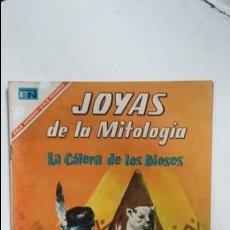 Tebeos: JOYAS DE LA MITOLOGÍA N° 63 - ORIGINAL EDITORIAL NOVARO. Lote 139393966