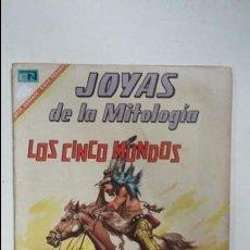 Tebeos: JOYAS DE LA MITOLOGÍA N° 62 - ORIGINAL EDITORIAL NOVARO. Lote 139394182