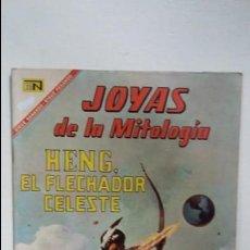 Tebeos: JOYAS DE LA MITOLOGÍA N° 61 - ORIGINAL EDITORIAL NOVARO. Lote 139394374