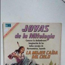 Tebeos: JOYAS DE LA MITOLOGÍA N° 60 - ORIGINAL EDITORIAL NOVARO. Lote 139394554