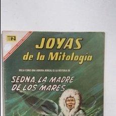 Tebeos: JOYAS DE LA MITOLOGÍA N° 59 - ORIGINAL EDITORIAL NOVARO. Lote 139395086