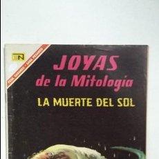 Tebeos: JOYAS DE LA MITOLOGÍA N° 58 - ORIGINAL EDITORIAL NOVARO. Lote 139395282