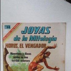 Tebeos: JOYAS DE LA MITOLOGÍA N° 56 - ORIGINAL EDITORIAL NOVARO. Lote 139395546