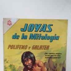 Tebeos: JOYAS DE LA MITOLOGÍA N° 46 - POLIFEMO Y GALATEA - ORIGINAL EDITORIAL NOVARO. Lote 139395914