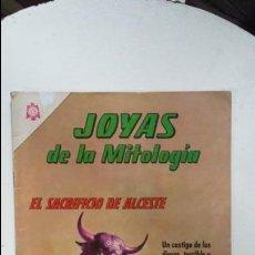 Tebeos: JOYAS DE LA MITOLOGÍA N° 45 - ORIGINAL EDITORIAL NOVARO. Lote 139404470