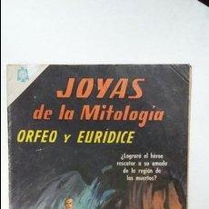 Tebeos: JOYAS DE LA MITOLOGÍA N° 43 - ORIGINAL EDITORIAL NOVARO. Lote 139404862
